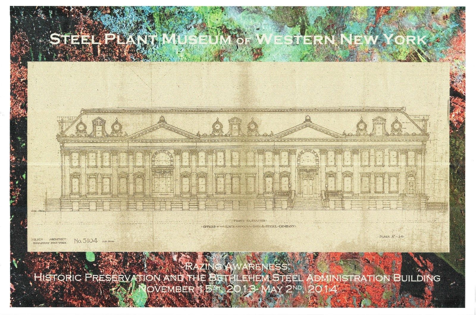 Old North Office Building Print